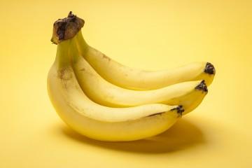 나트륨 배출에 도움을 주는 음식 : 바나나 - 클립아트코리아 제공