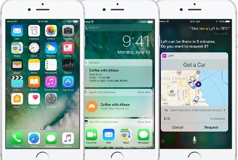 [캐치 업! 애플(3)] 애플 iOS 10 먼저 써보세요