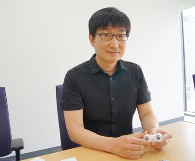 강호준 대표 - ㈜도넛시스템LSI 제공