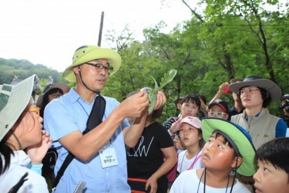 """""""거위벌레, 유지매미, 하늘소까지... 북한산의 생물다양성을 배워요!"""""""