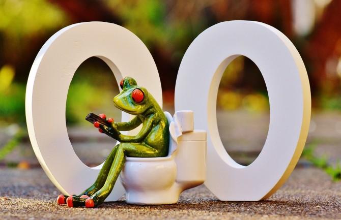 비데를 사용할 수 없는 야외에서는 비데용 물티슈로 편리하게! - Pixabay 제공