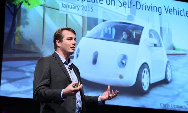 구글 자율주행 차량 개발 프로젝트의 핵심 멤버인 크리스 엄슨이 최근 구글을 떠났다. - autonews.com 제공