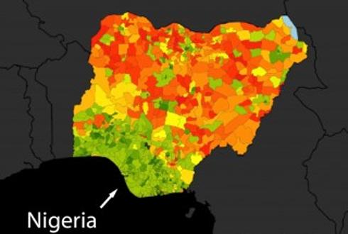 '구글 맵' 영상에 AI 접목하니, 빈곤국가 경제실태 한눈에