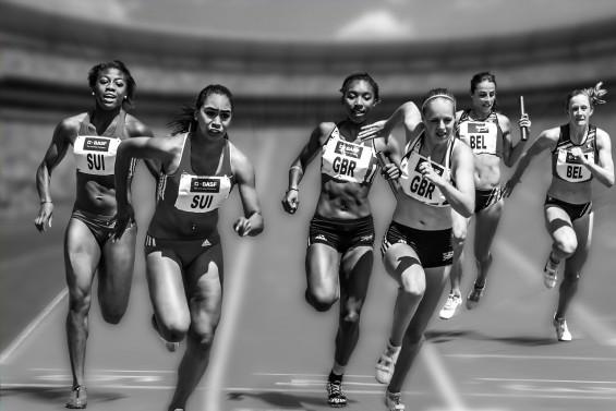 올림픽 중계의 목적은 '응원'인가?