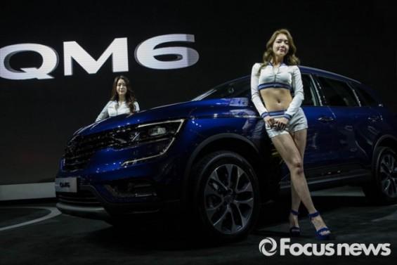'내달 출격' 르노삼성 QM6, 사전계약 돌입…2.0 터보디젤 승부수