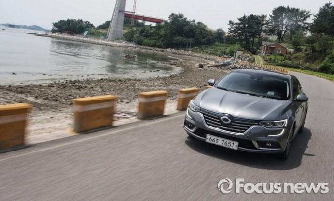 SM6에는 안전운전을 위한 7종의 안전장치들이 장착됐다. - 르노삼성, 포커스뉴스 제공