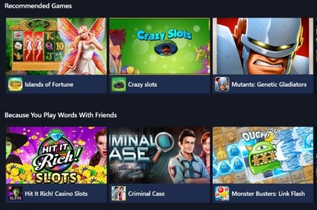 페이스북이 최근 베타 테스트를 진행한 게임 유통 플랫폼