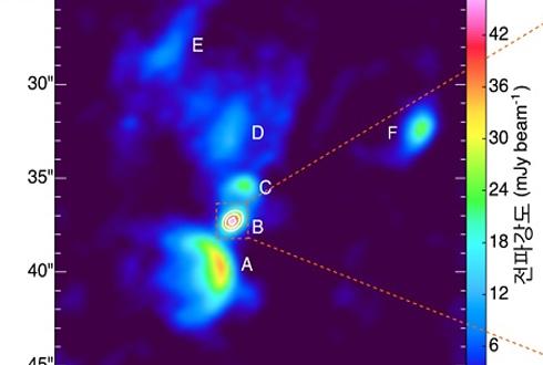 태양보다 10배 무거운 별, 국내 연구진이 잇따라 찾았다