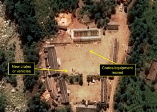 북한 풍계리 인근서 규모 5.0지진…핵실험 가능성