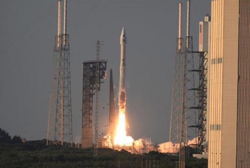 NASA 소행성 탐사선 '오시리스-렉스' 발사 성공