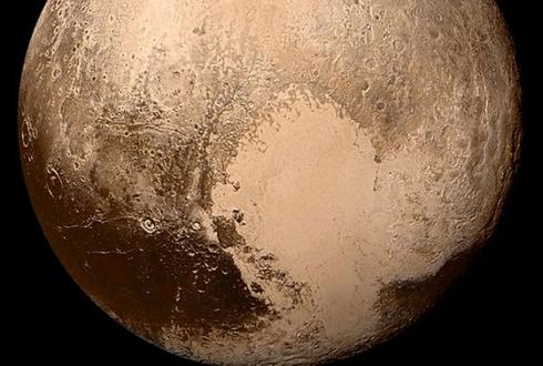 명왕성 표면 '하트' 무늬, 10년 안에 사라진다