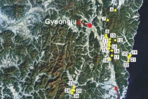 월성원전 남쪽에 '활동성 단층' 존재… 활성단층 보다 '위험'