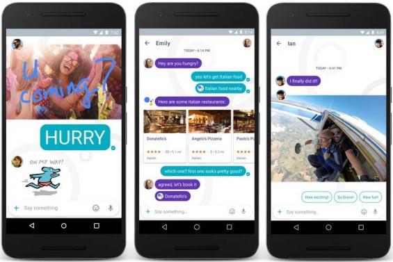 [캐치 업! 구글 (14)] 똑똑한 인공지능 메신저 '알로' 선보여