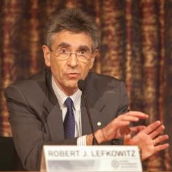 2012년 노벨생리의학상 수상자 로버트 레프코위츠 듀크대 의대 교수 - Bengt Nyman 제공