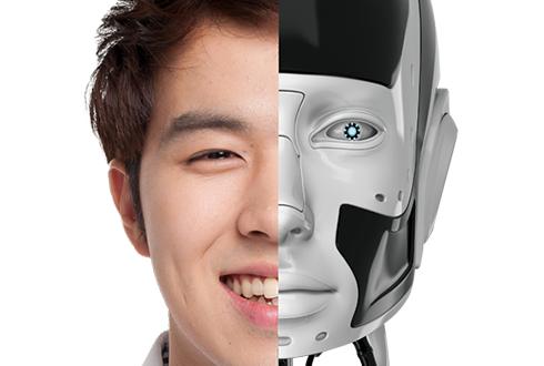 로봇의 도전, 가장 사람다운 표정 만들기