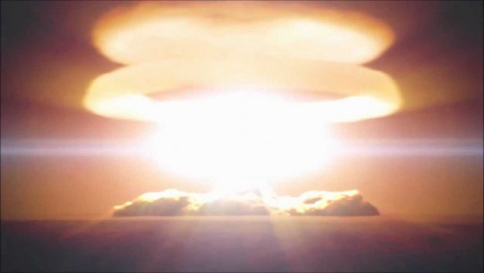 세계에서 역사상 가장 강력한 핵무기로 꼽히는 러시아