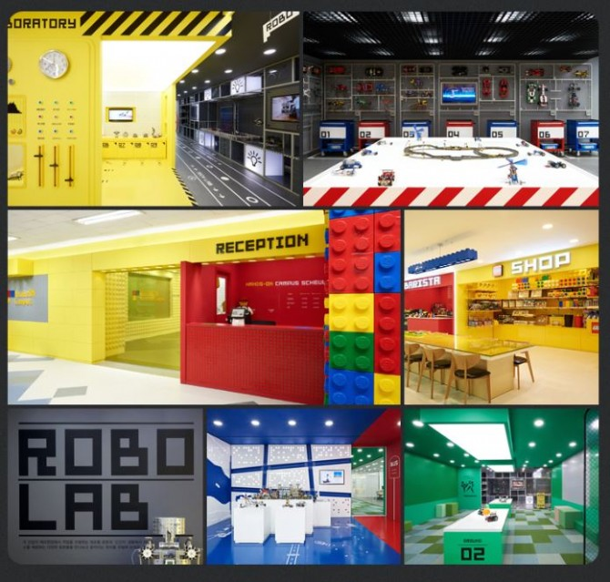 국내 최초 최대 규모의 레고 로봇 소프트웨어(SW) 교육체험관 핸즈온캠퍼스 - 시앙스닷컴 제공