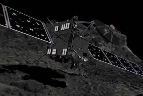 """탐사선 로제타의 마지막 임무 """"혜성에 충돌하라"""""""