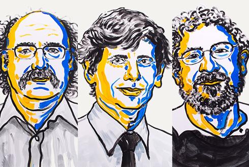 (속보) 데이비드 사울레스, 던컨 홀데인, 마이클 코스털리츠 2016 노벨 물리학상 수상