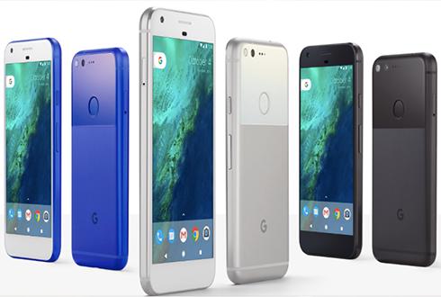 구글의 플래그십 스마트폰 '픽셀', 아이폰 잡으러 간다