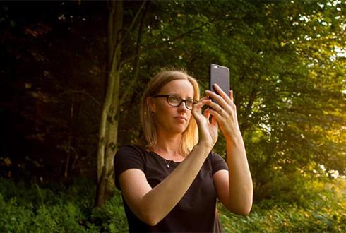 보존 가치 있는 자연, SNS에 올라온 사진으로 분석