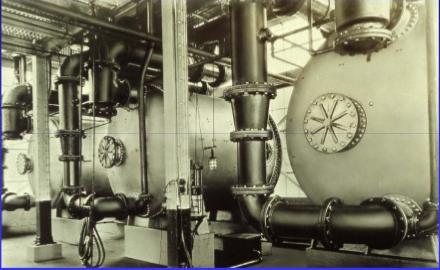 하이츠만이 개발한 ABE 발효는 1920년부터 미국회사 CSC가 라이선스를 받아 1964년까지 생산했다. 미국 인디애나주 테라호잇의 공장 모습
