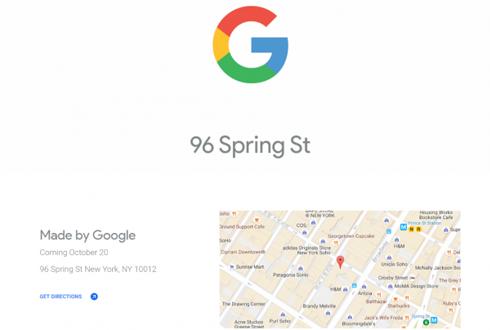[캐치 업! 구글 (15)] 구글 기기 전문 매장 문 연다
