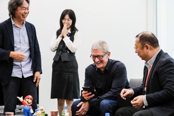 [캐치 업! 애플 (16)] 중국-일본 구애...한국은?