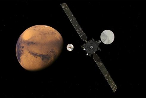 화성 대기에서 생명의 흔적 '메탄' 찾는다