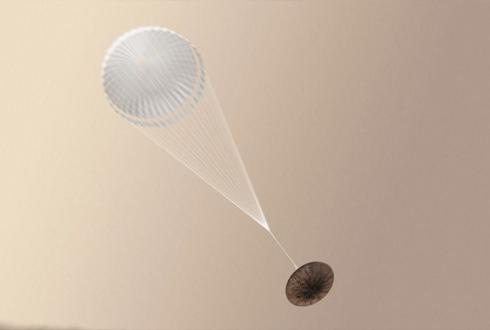 10억 유로 물거품… 露-EU 화성 착륙선 '실종'