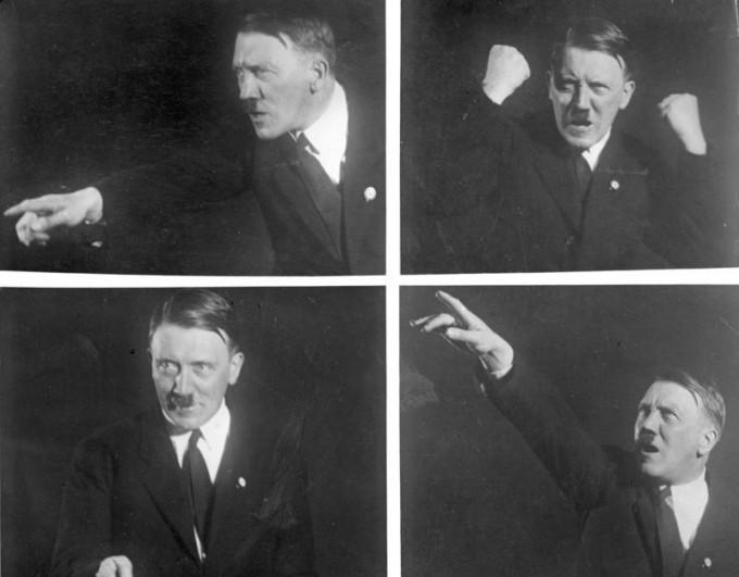 아돌프 히틀러 - 위키미디어(Heinrich Hoffmann) 제공