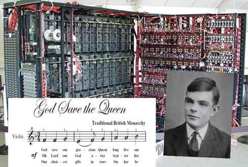 [퀴즈]컴퓨터로 음악 녹음을 시도한 최초의 인물은?