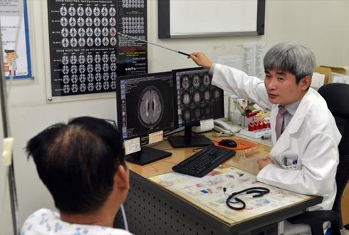 MRI 사진만 보면 뇌졸중 치료효과 한 눈에 안다