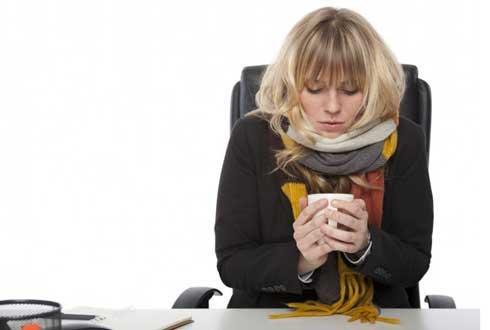 사무실에서도 내 몸을 따뜻하게 지켜줘!