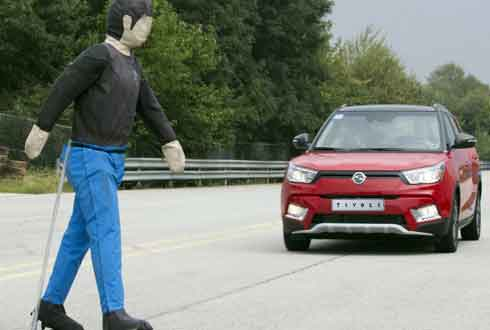 쌍용차 티볼리 '첨단운전자보조시스템'…SUV 시장 새 트렌드