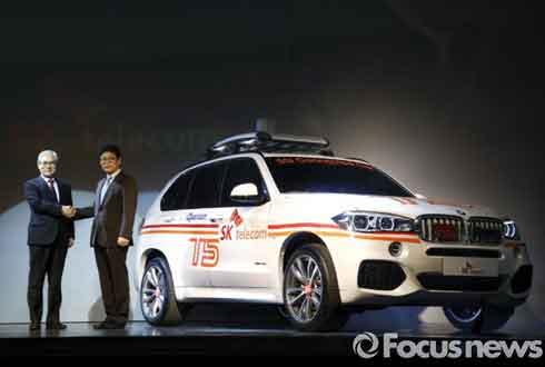 BMW vs 현대차, 미래車 '커넥티드 카' 패권 사활