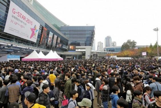 국내 최대 게임쇼 '지스타' 개막…신작게임 총출동