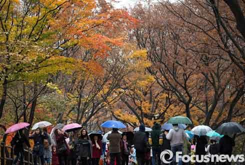 [18일 날씨] 전국에 가을비…미세먼지 '한때 나쁨'