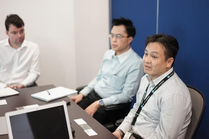 코니카미놀타 비즈니스 이노베이션과 인터뷰 - 최호섭 제공