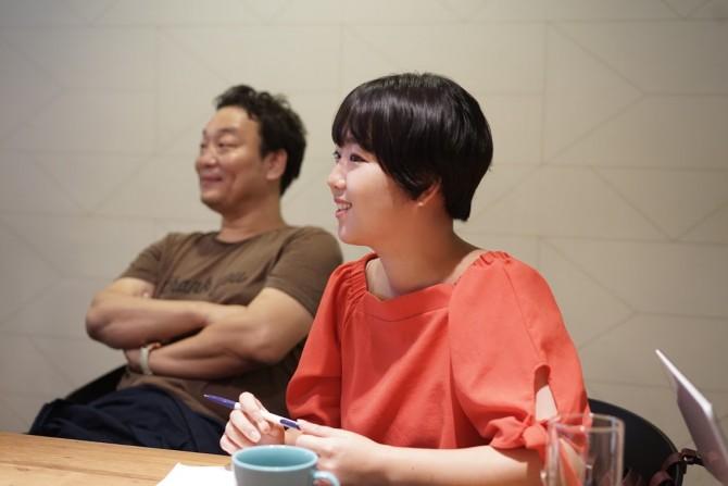 홀라컴퍼니 박민경 대표 - 최호섭 제공