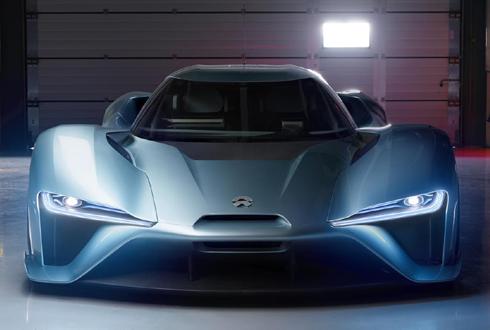 세계에서 가장 빠른 전기 슈퍼카