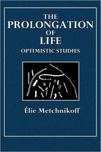 19세기 후반 선천성 면역인 식작용을 발견한 메치니코프는 1908년 '수명 연장'이라는 대중과학서를 출판했다. 여기서 그는 면역세포의 잘못된 식작용이 노화를 일으킨다고 주장했다. - 아마존 제공