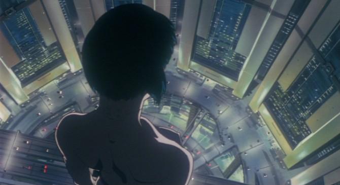 '공각기동대'(1995) - 네이버 영화 제공