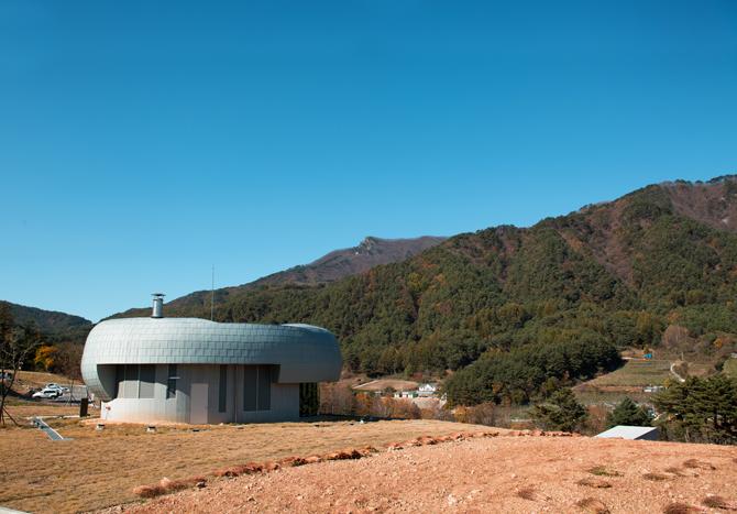 현진, 국립백두대간수목원 시설과 제공