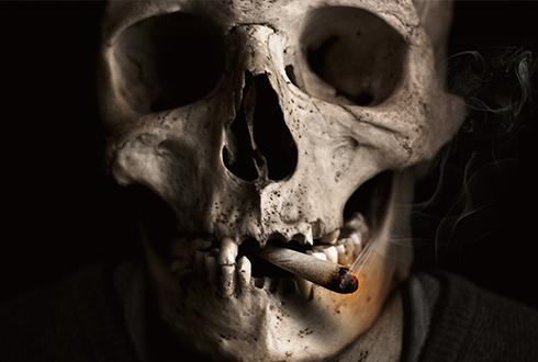 폐암, 후두암, 구강암 일으키는 원리 밝혀져