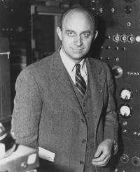 미국의 물리학자이자 수학자인 엔리코 페르미(1901~1954) - 위키피디아 제공