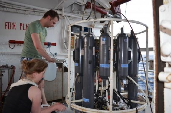 미생물도 살기 어려운 '죽음의 바다' 새롭게 발견
