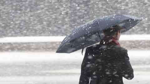 [7일 날씨] 이름값 하는 '대설(大雪)'…전국에 '눈 또는 비' 소식