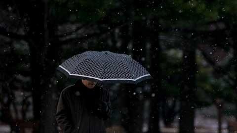 [8일 날씨] 춥고 중부지방 곳곳 '눈 소식'…출근길 옷 단단히!
