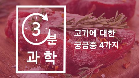 [카드뉴스] 고기에 대한 궁금증 4가지